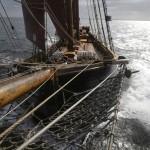 Volle Segelfahrt voraus