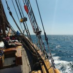 Rauschefahrt zurück nach Kiel